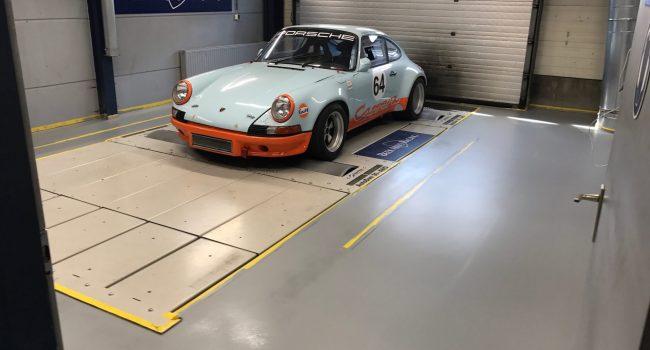 Garage vloeren beton - Smitfloor