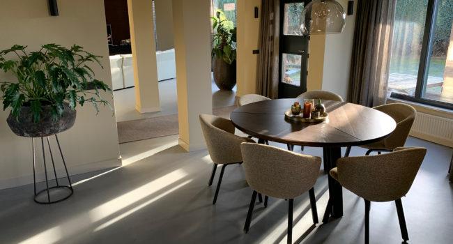 Smitfloor beton vloeren